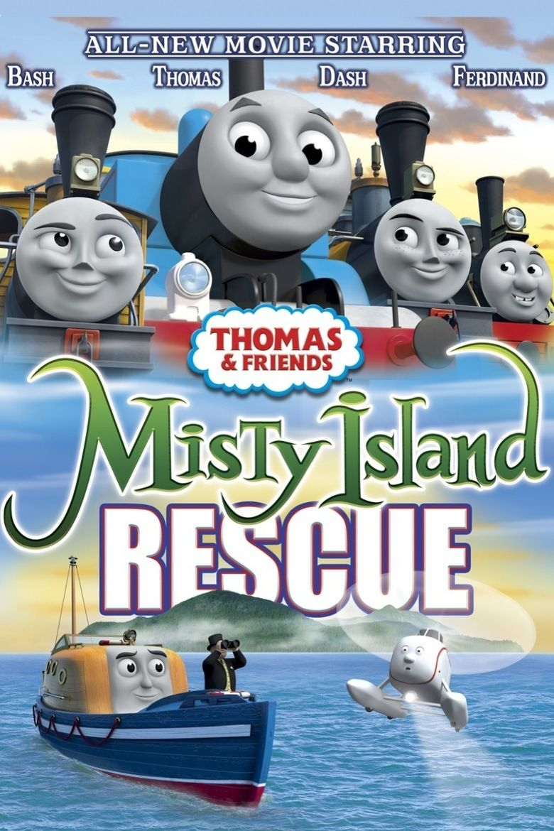 Misty Island Rescue movie poster