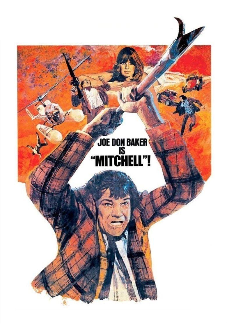 Mitchell (film) movie poster