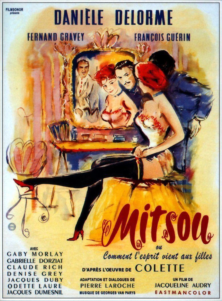Mitsou (1956 film) movie poster
