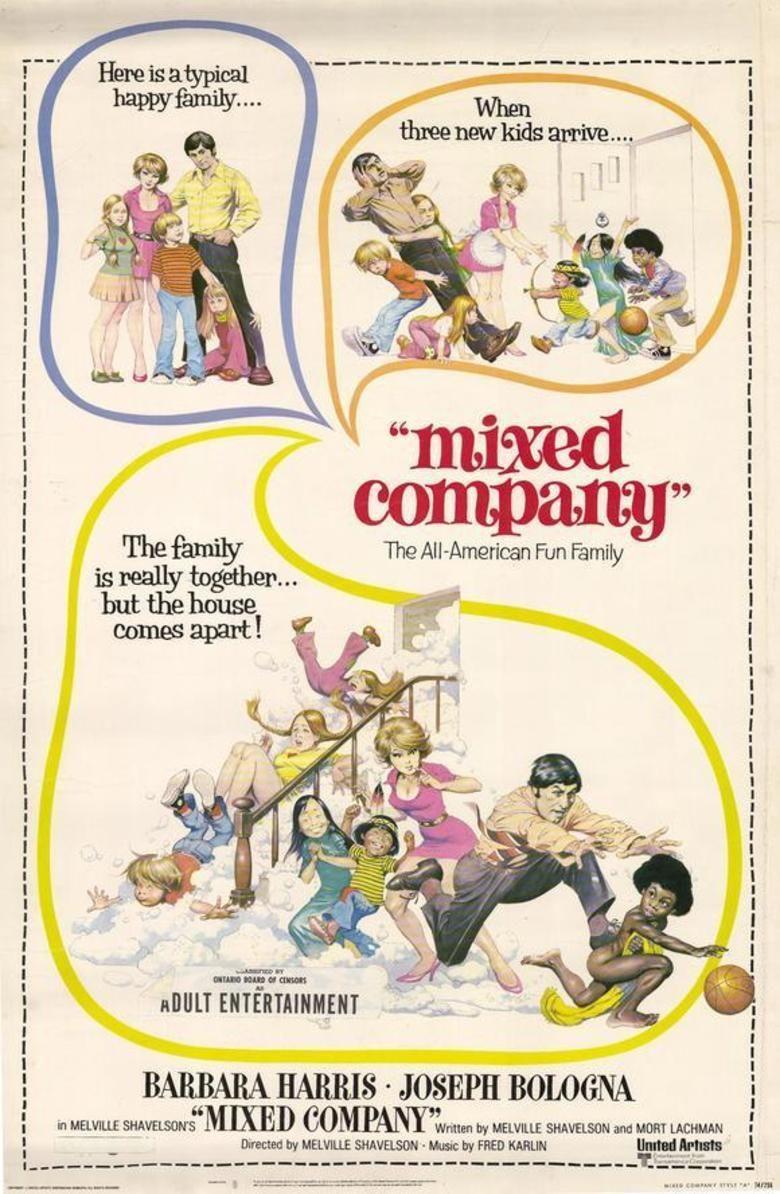 Mixed Company movie poster