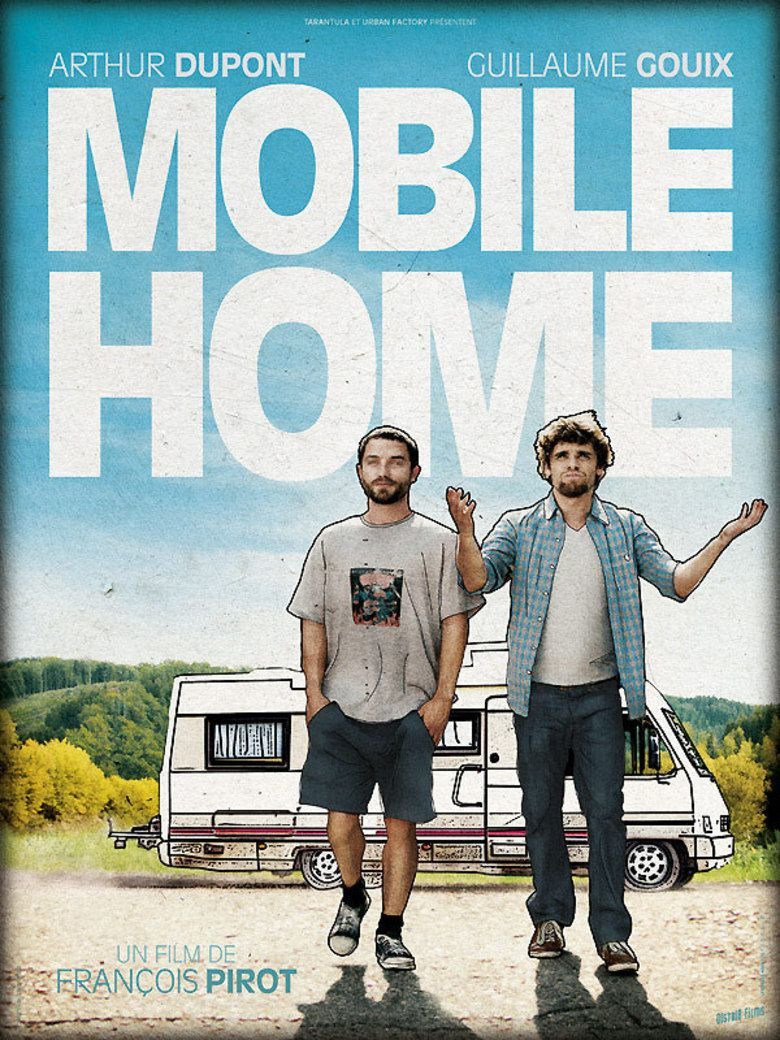 Mobile Home (film) movie poster