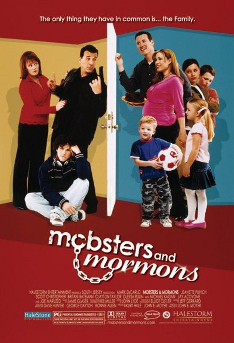 Mobsters and Mormons movie poster