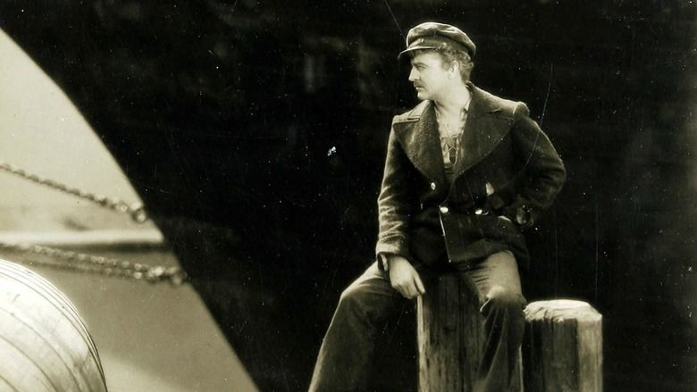 Moby Dick (1930 film) movie scenes