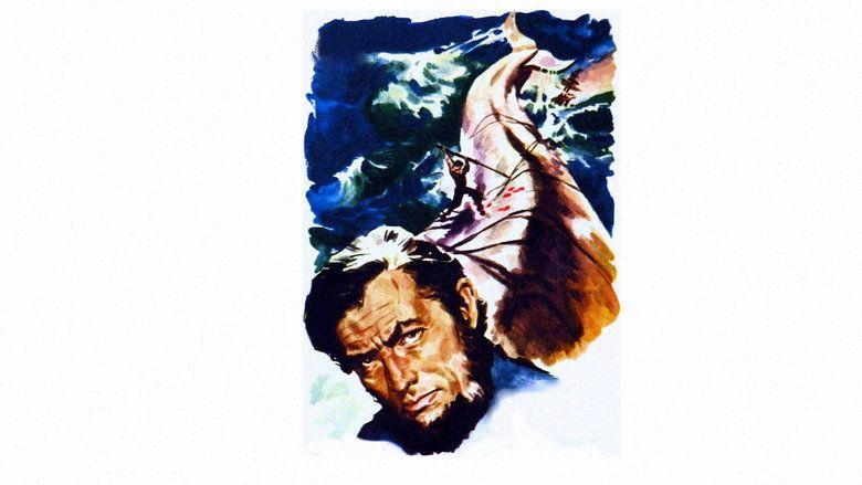 Moby Dick (1956 film) movie scenes