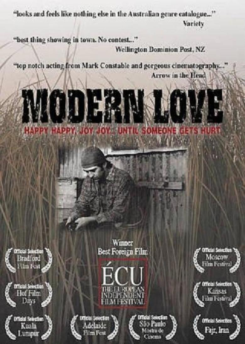 Modern Love (film) movie poster