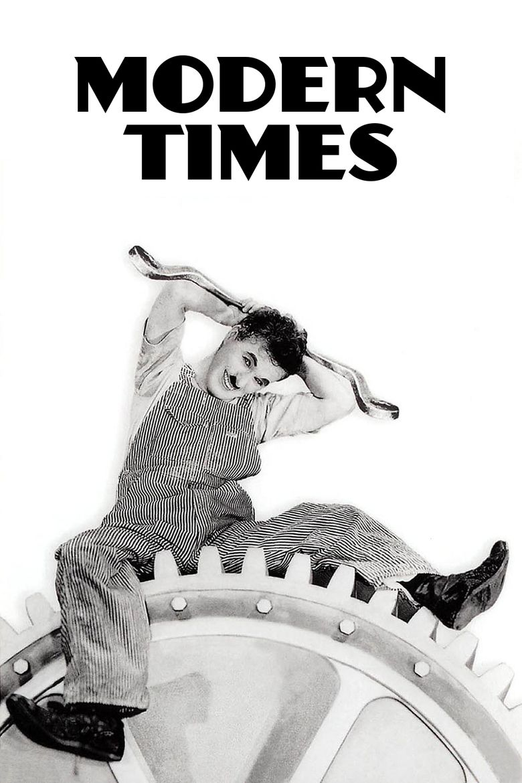 Modern Times (film) movie poster