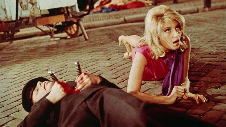 Modesty Blaise (1966 film) movie scenes