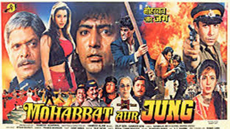Mohabbat Aur Jung movie scenes