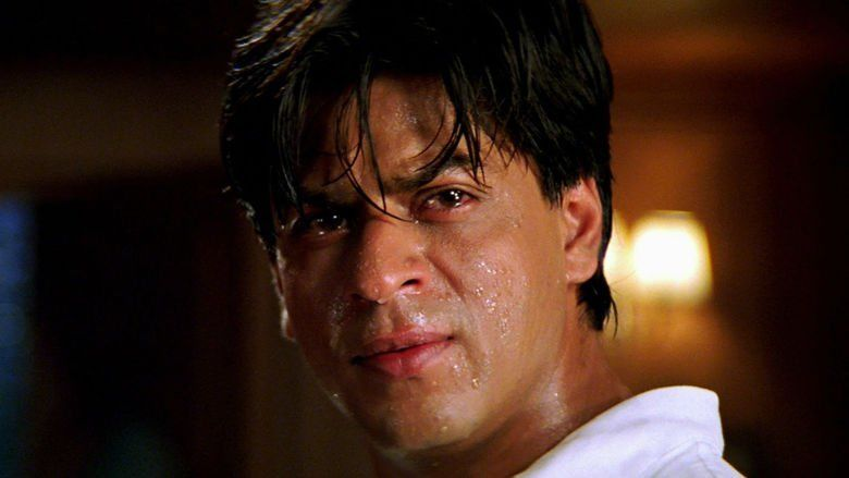 Mohabbatein movie scenes