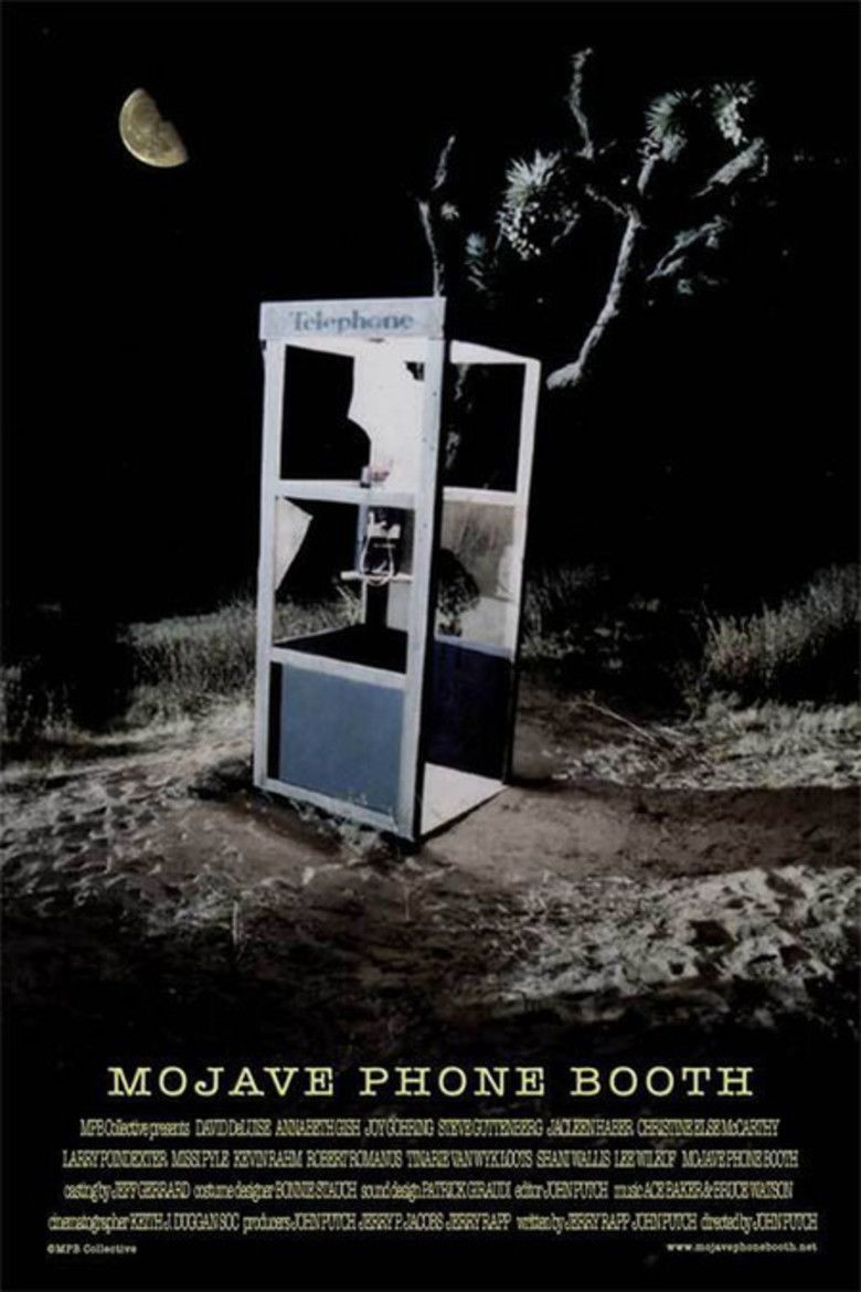 Mojave Phone Booth movie poster