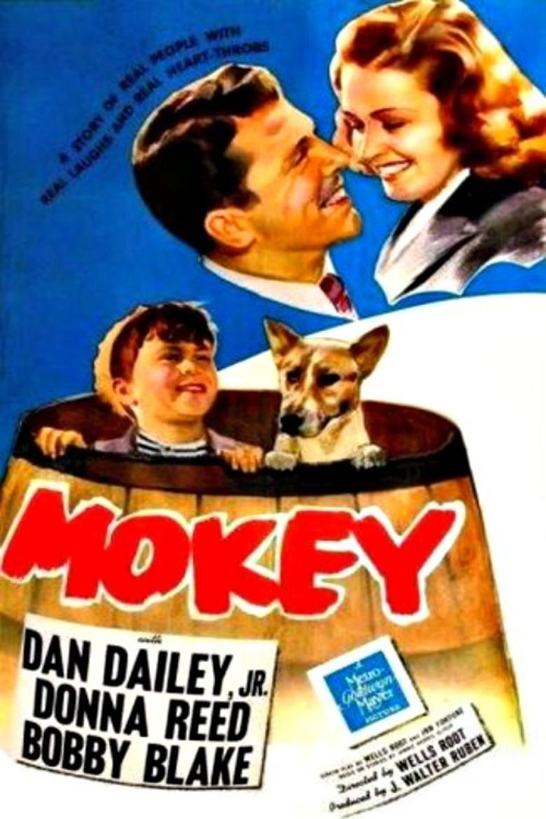 Mokey movie poster
