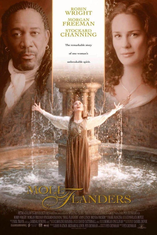 Moll Flanders (1996 film) movie poster