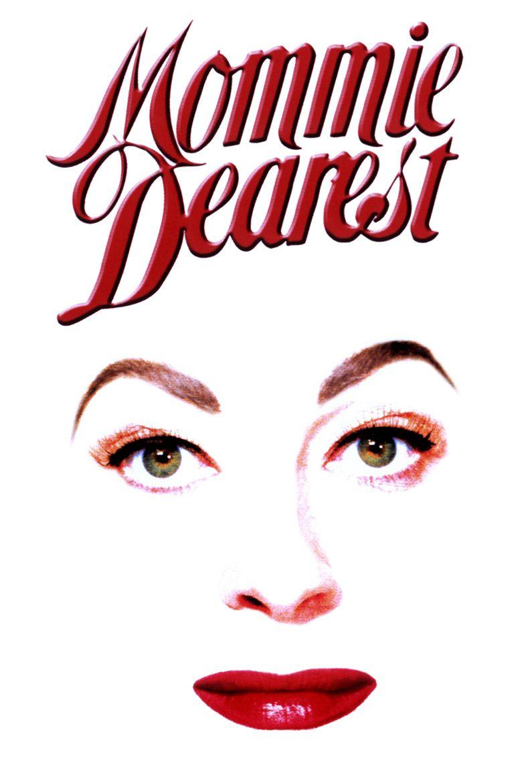Mommie Dearest (film) movie poster