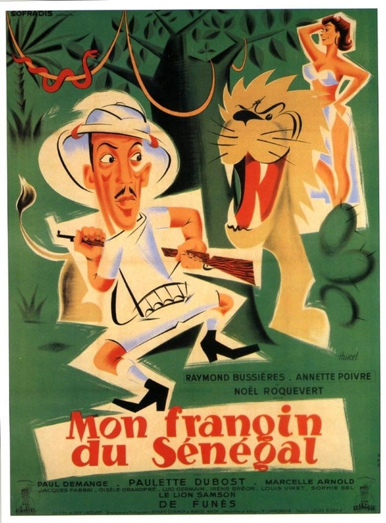 Mon frangin du Senegal movie poster
