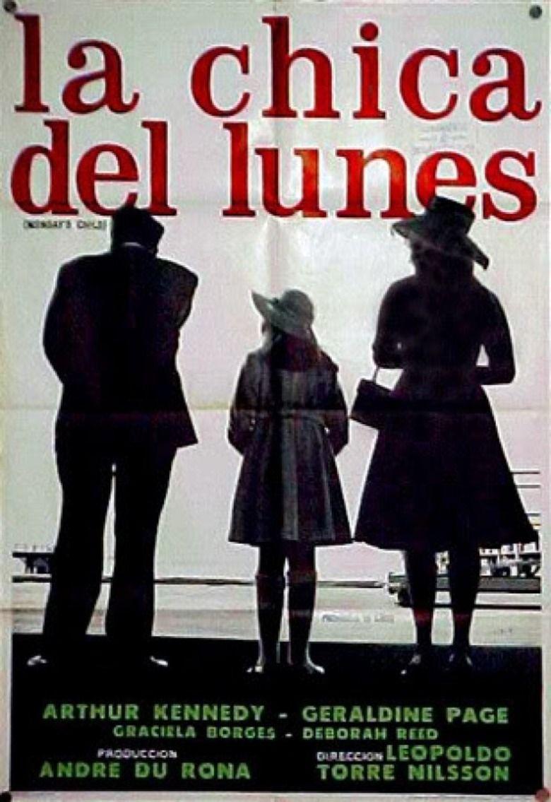Mondays Child (film) movie poster