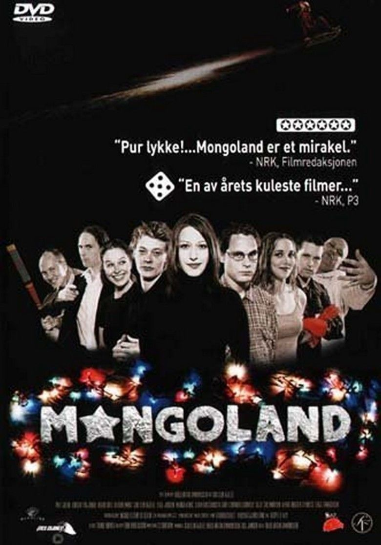 Mongoland movie poster