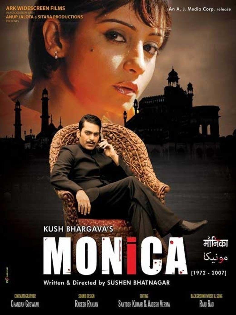 Monica (film) movie poster