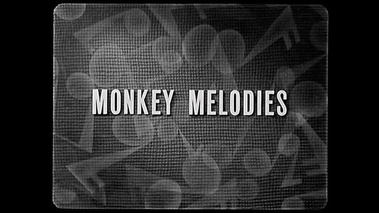 Monkey Melodies movie scenes