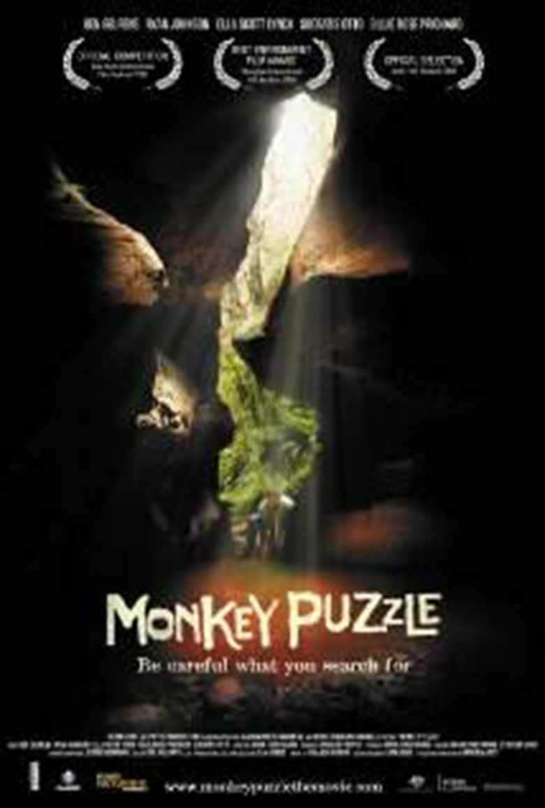 Monkey Puzzle (film) movie poster