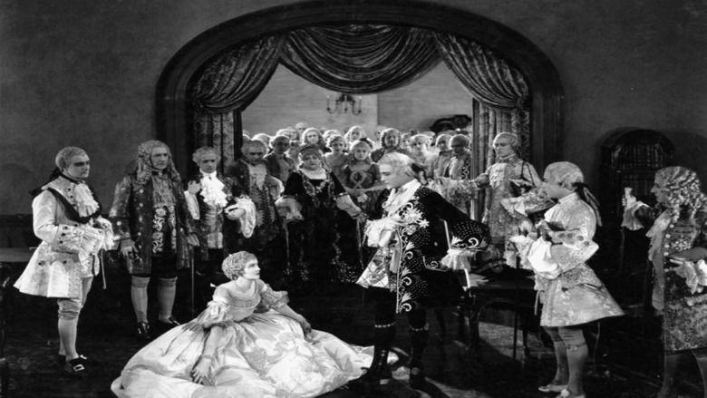 Monsieur Beaucaire (1924 film) movie scenes