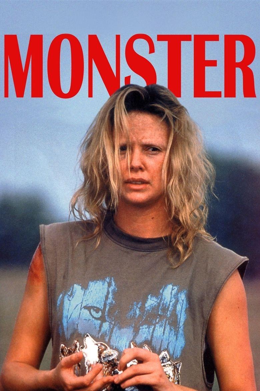 Monster (2003 film) movie poster