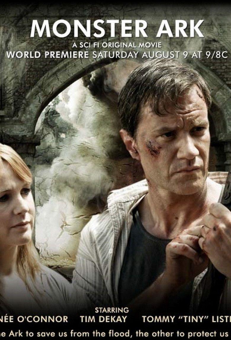 Monster Ark movie poster