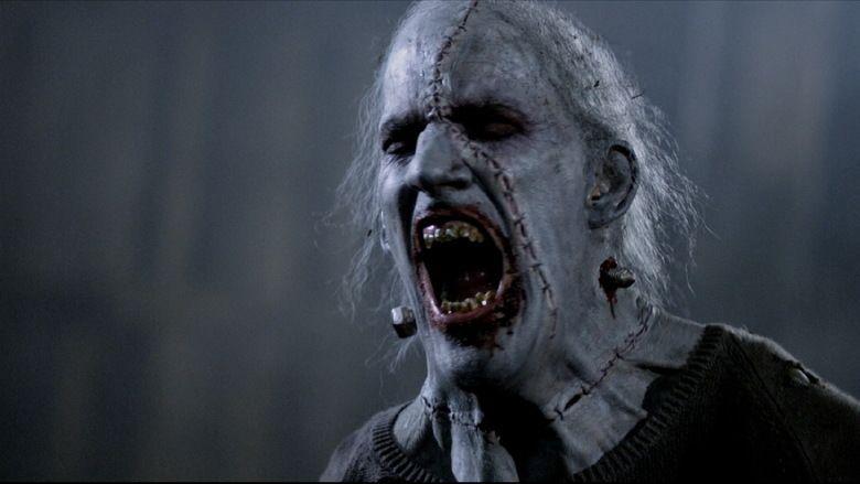 Monster Brawl movie scenes