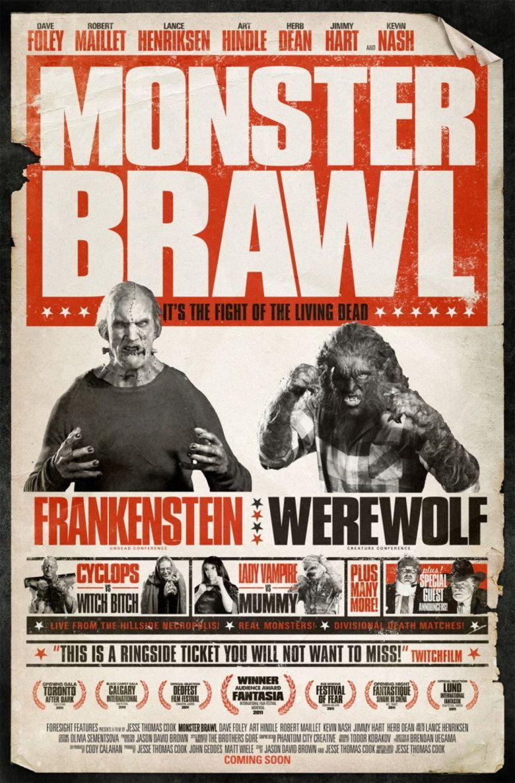 Monster Brawl movie poster
