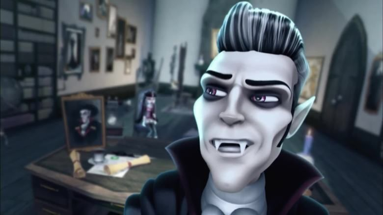 Monster High: Frights, Camera, Action! movie scenes
