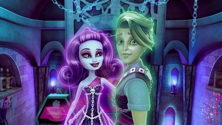 Monster High: Haunted movie scenes