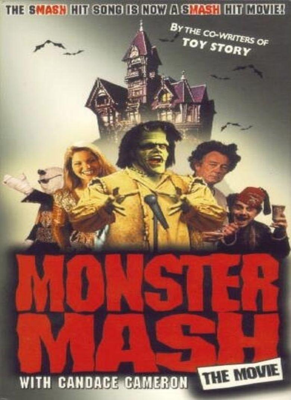 Monster Mash (1995 film) movie poster