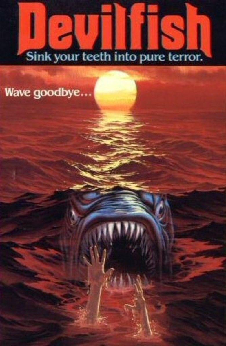 Monster Shark movie poster