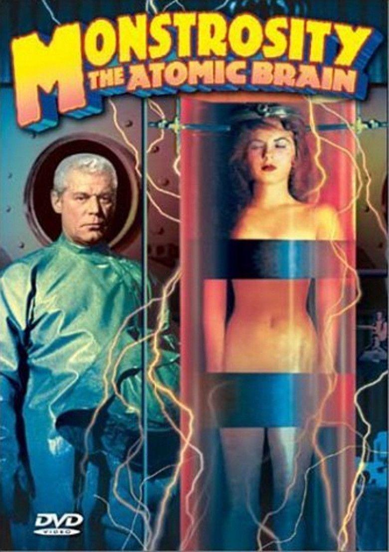 Monstrosity (film) movie poster