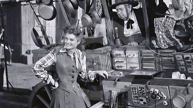 Montana (1950 film) movie scenes