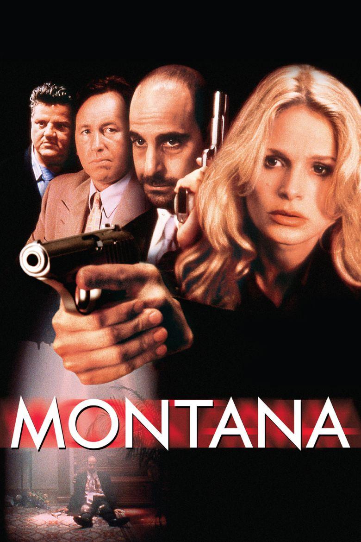 Montana (1998 film) movie poster