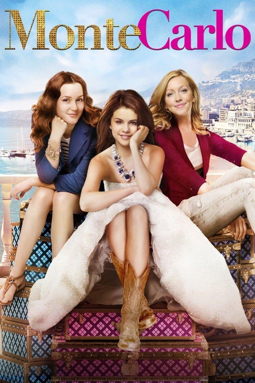Monte Carlo (2011 film) movie poster