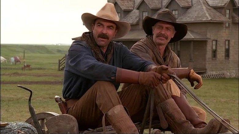 Monte Walsh (2003 film) movie scenes