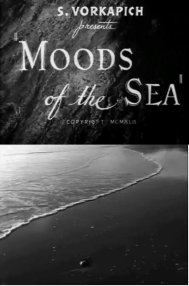 Moods of the Sea movie poster