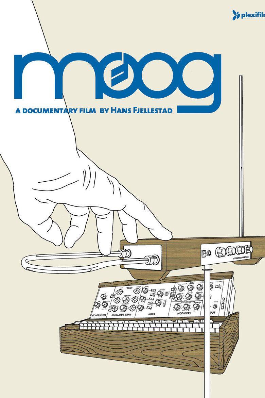 Moog (film) movie poster