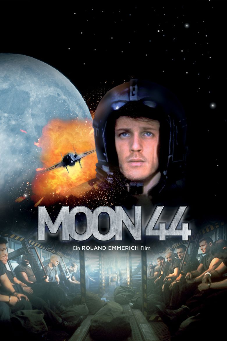 Moon 44 movie poster