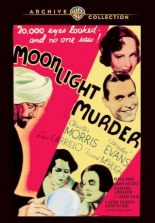 Moonlight Murder movie poster