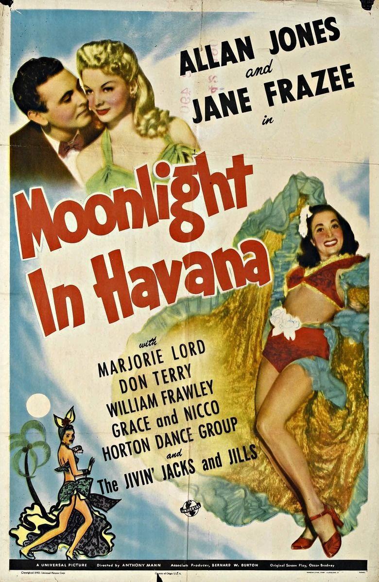 Moonlight in Havana movie poster