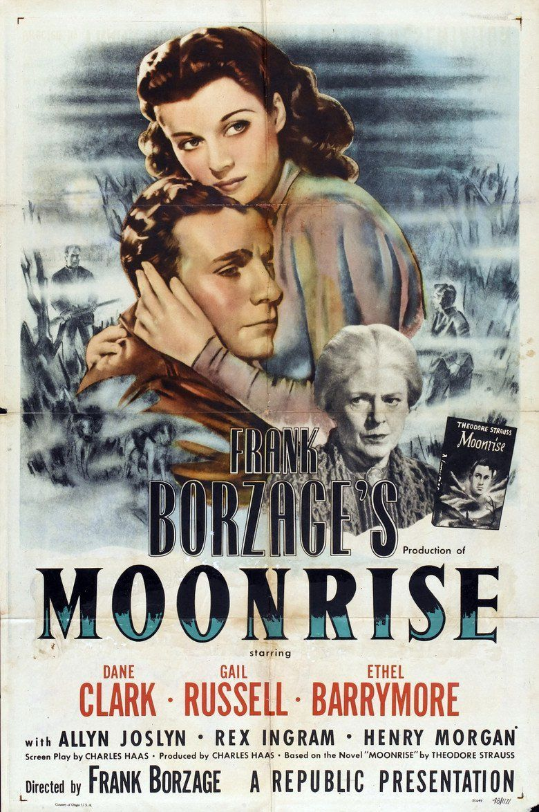 Moonrise (film) movie poster