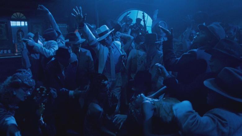 Moonwalker movie scenes