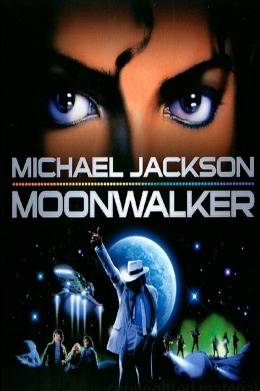Moonwalker movie poster