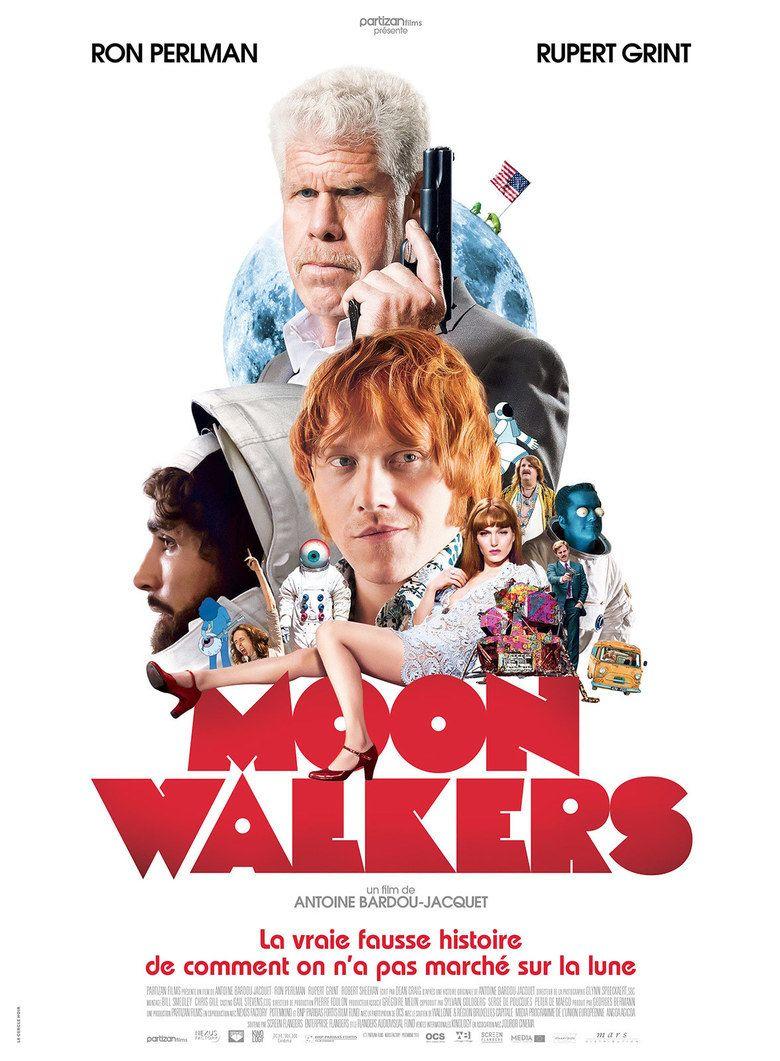 Moonwalkers (film) movie poster