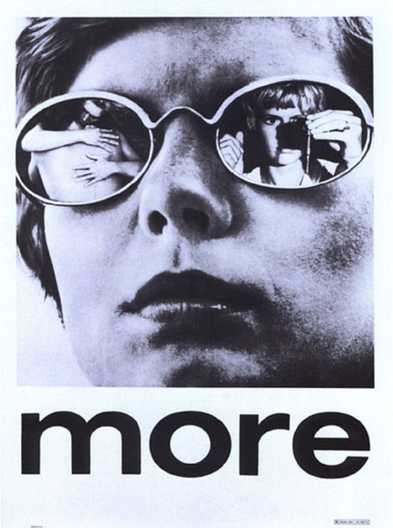 More (1969 film) movie poster