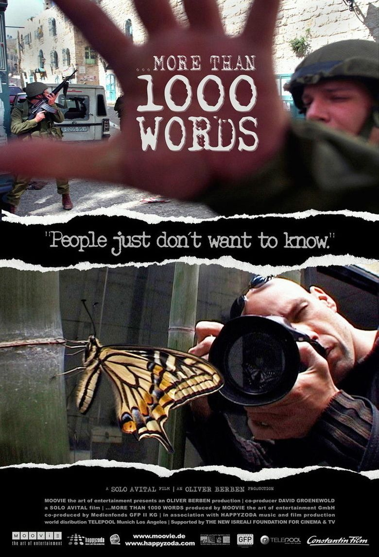 More than 1000 Words movie poster