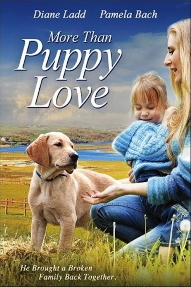 More than Puppy Love movie poster