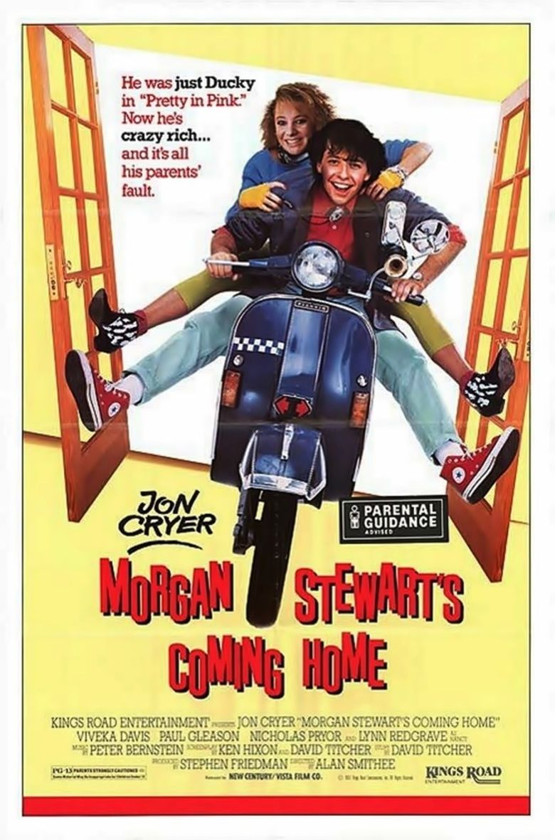 Morgan Stewarts Coming Home movie poster